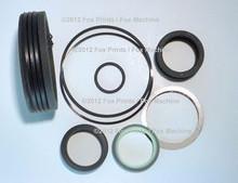 "Seal Kit for Ford 550 Backhoe Swing Cylinder 4"" bore"