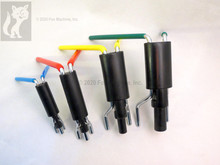 Rod U-Seal installation tool kit includes 4 sizes!