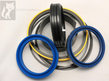 Hydraulic Seal Kit for Ford 655A Backhoe Dipper/Stick/Crowd Cyl