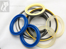 Hydraulic Seal Kit for Ford 555C or 555D Boom Cylinder 56mm Rod (no extender)