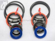 Seal Kit PAIR for Ford Steering Cylinders 555 655 755 with 20mm rod July '87+
