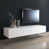 BRANDO Floating Entertainment Unit 166cm