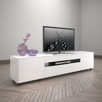 TAYLOR Entertainment Unit 220cm