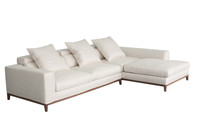 OSLO Sofa 3 Seater & Long Chaise Right