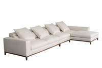 OSLO Sofa 4 Seater & Long Chaise Right