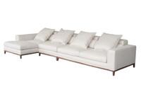 OSLO Sofa 4 Seater & Compact Chaise Left