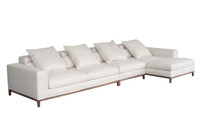 OSLO Sofa 4 Seater & Compact Chaise Right