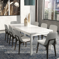 AMALFI 8 Seater Dining Table 240cm