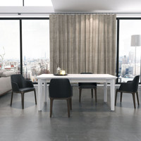 BARI 6 Seater Dining Table 180cm