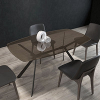 METROPOLITAN Dining Table 150cm