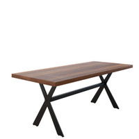 HUDSON 8 Seater Dining Table 180cm