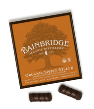 Organic Spirits Filled Chocolates