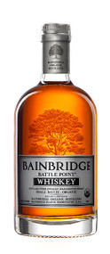 BAINBRIDGE BATTLE POINT ORGANIC WHEAT WHISKEY