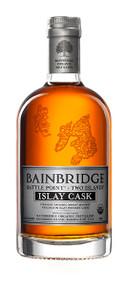 BAINBRIDGE BATTLE POINT TWO ISLANDS ISLAY CASK FINISHED ORGANIC WHEAT WHISKEY