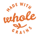 Made with Whole Grains Logo