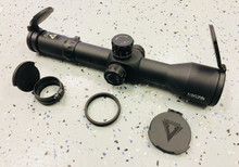 56mm Valdada Premium Military grade flip up scope caps - set
