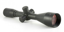 10x56 30mm Tactical Scope, Mil/Mil or MOA, Illuminated MP-8 Dot Reticule