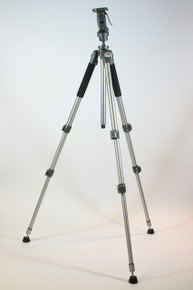 HD Aluminum Tripod with PG Head