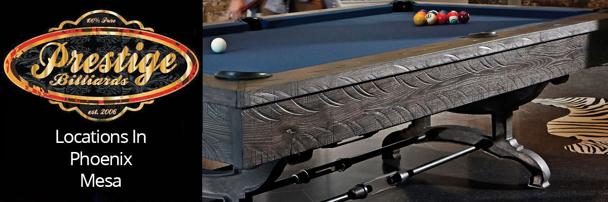 Brilliant How To Choose The Perfect Pool Table Prestige Billiards Home Interior And Landscaping Spoatsignezvosmurscom