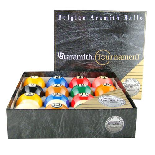 Aramith tournament t.v.