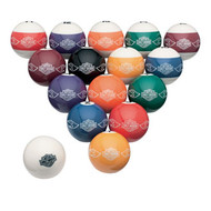 H-D® B & S Flames Billiard Ball Set