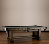 8ft Sante Cruz Pool Table by American Heritage Billiards
