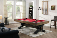 8ft. Knox Pool Table Free Delivery and Installation