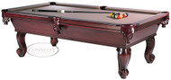 Catalina Pool Table Made in the U.S.A. by Connelly Billiards | Catalina Billiard Table | 7' | 7ft | 7 Foot | 8' | 8ft | 8 Foot | 9' | 9ft | 9 Foot | Pool Tables For Sale | CON-CAT07 |  691037437008