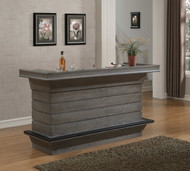 Caliente Bar - Glacier Finish