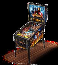 Iron Man Pinball Machine