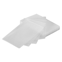 """Secura™ - File Index Pouch - 3 1/2"""" x 5 1/2"""""""