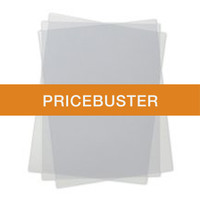 "BindMAX™ PolyCovers - 8.5"" x 11"" - Gloss Clear"