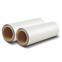 LuxeFilms® LavishLinen™ Unsupported (No EVA) - Overlaminate Film