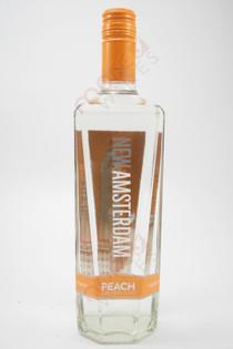 New Amsterdam Peach Flavoured Vodka 750ml
