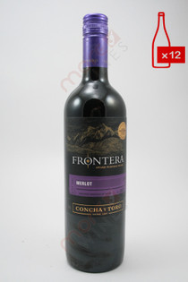 Concha y Toro Frontera Merlot 750ml (Case of 12) FREE SHIP $9.99/Bottle