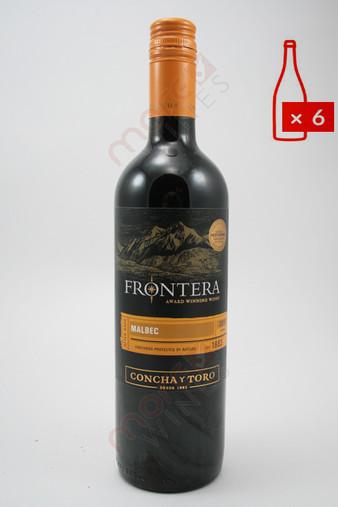 Frontera Malbec 750ml (Case of 6) FREE SHIP $9.99/Bottle
