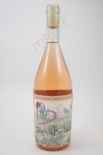 Tranquil Heart Vineyard Bianca Barbera Rose Wine 750ml