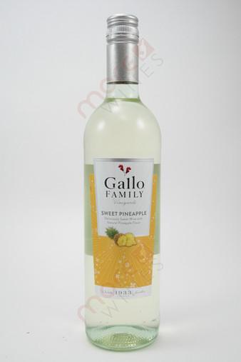 Gallo Family Vineyards Sweet Pineapple Wine 750ml