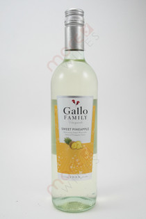 Gallo Family Vineyards Sweet Pineapple Wine 750ml