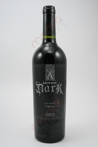 Apothic Wines Dark Limited Release 750ml