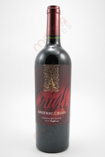 Apothic Wines 'Apothic Crush' Limited Edition Red Wine 750ml