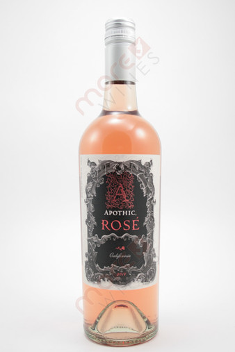 Apothic Wines Limited Release Rose Winemaker's Blend 750ml
