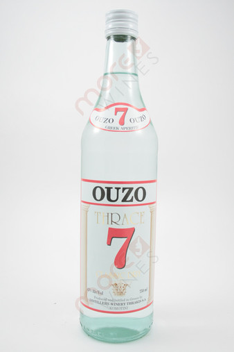 Ouzo 7 Liqueur 750ml