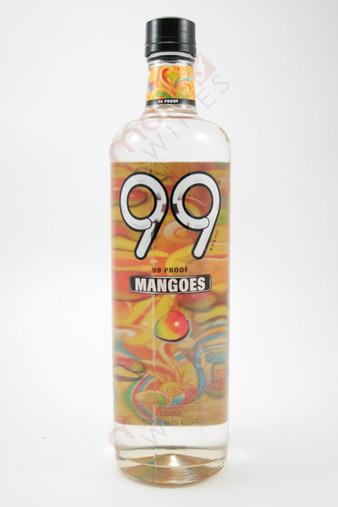 99 Mango Schnapps 750ml
