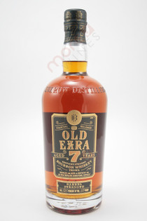 Old Ezra Brooks 7 Years Old Barrel Strength Kentucky Straight Bourbon Whiskey 750ml