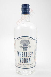 Wheatly Craft Distilled Vodka 750ml