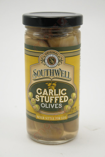 Southwell Garlic Stuffed Olives 5oz