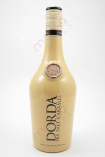 Dorda Sea Salt Caramel Liqueur 750ml