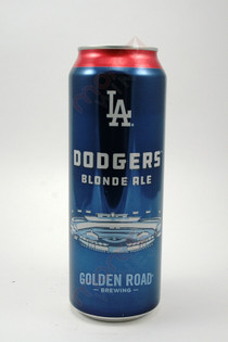 Golden Road Dodgers' Blond Ale 25oz