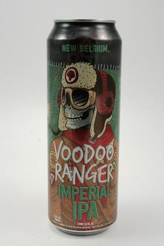 New Belgium Voodoo Ranger Imperial IPA 19.2oz